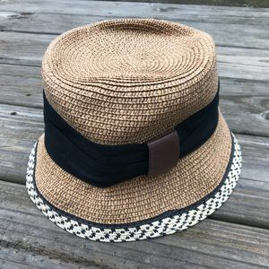 Capelli New York Women Hat Around Sun Hat Cap One
